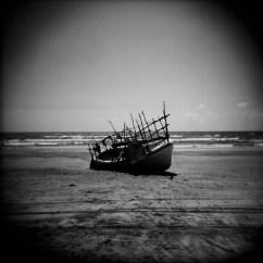 Crossing the Gulf of Aden.