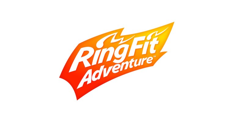 Ring Fit Adventure title