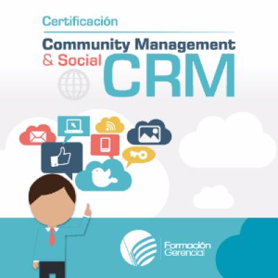 Certificado Social CRM y Community Management Quito Ecuador