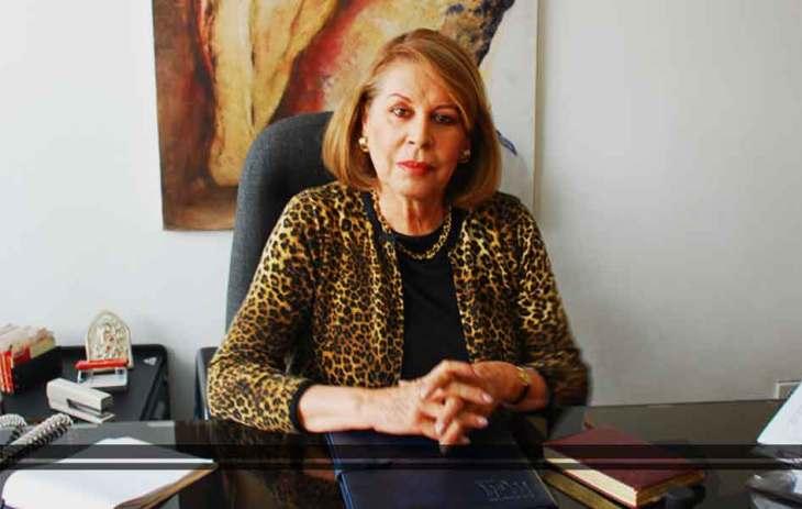 Lena Pinzón, la institución