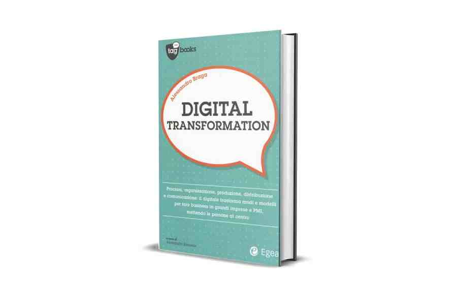 <strong>Digital Transformation</strong> Book Cover