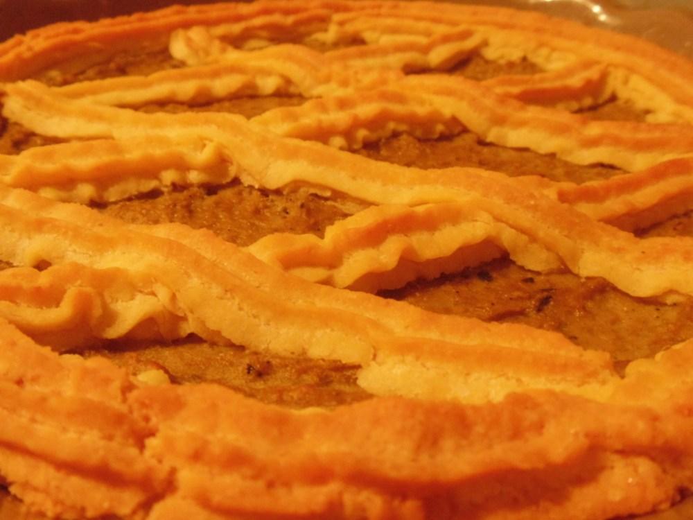 """Crostata di Melanzane """"Montersino"""""""