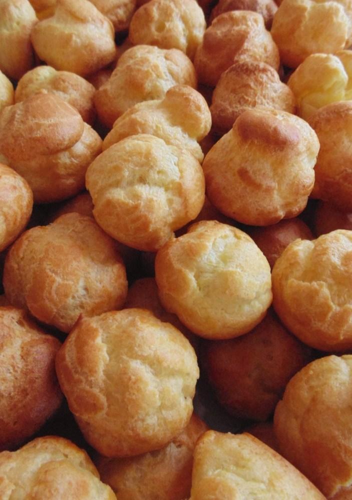 Bignè o Pasta Choux (2/2)