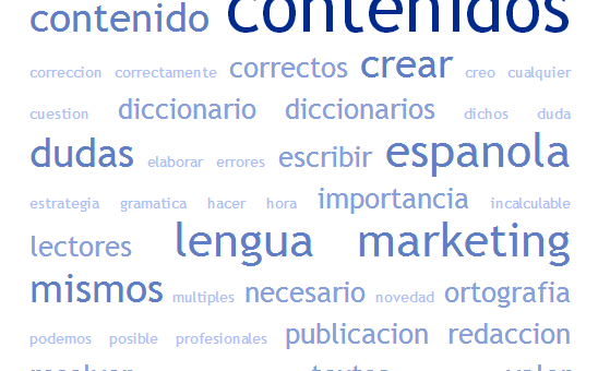 Defensa del marketing de contenidos correctos