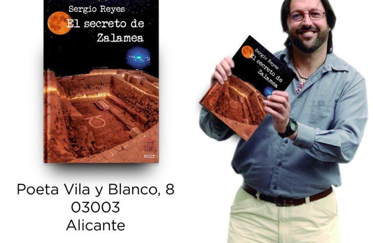 Encuentro con el autor: 2 de enero en Alicante