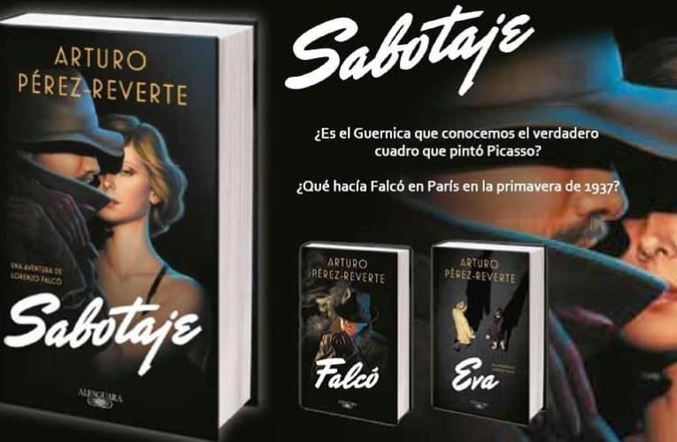 Sabotaje – Arturo Pérez-Reverte
