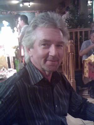 Noel Edmunds at Sergio's