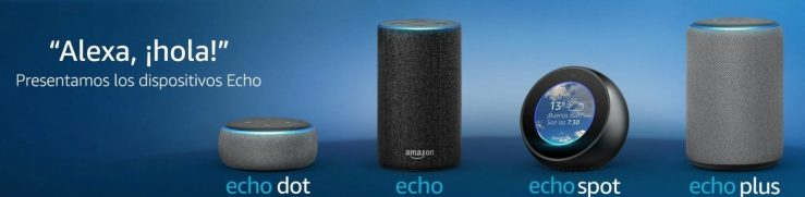 Comparativa Amazon Echo en promoción