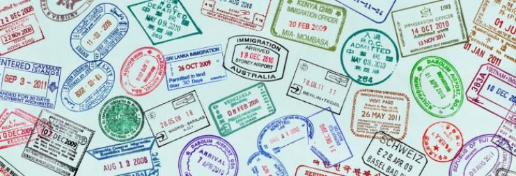 Documentos para Passaporte