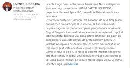 levente bara