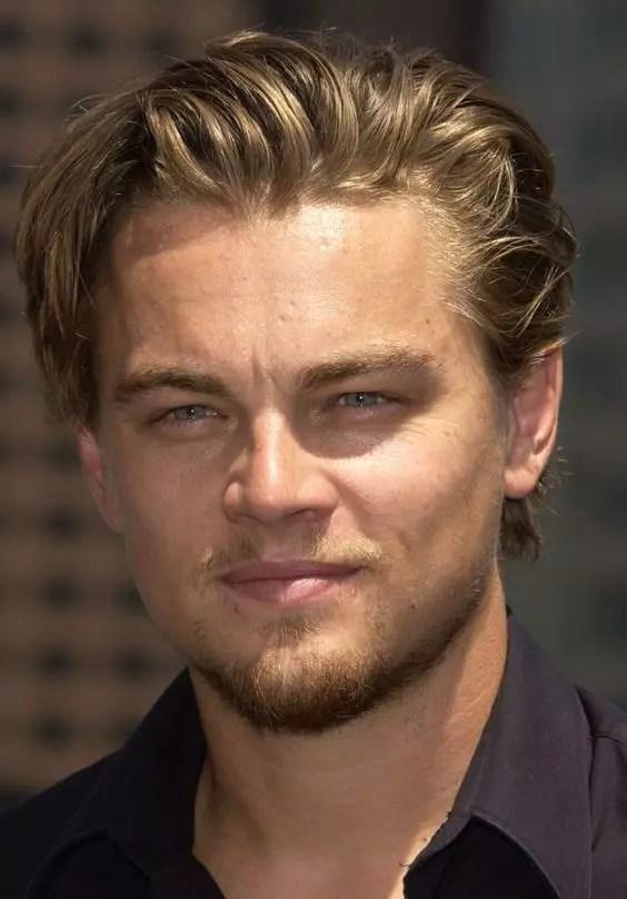 Leonardo DiCaprio weight