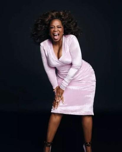 oprah winfrey career