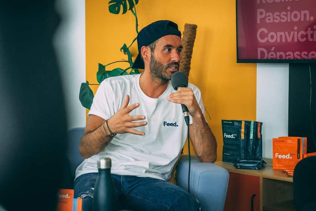 Anthony Bourbon sur Serial Entrepreneurs