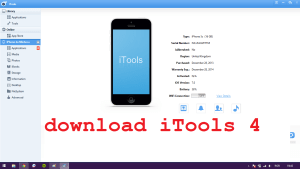 iTools 4 4 4 1 Crack With Serial Key & Free Download 2019
