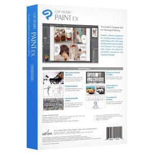 Clip Studio Paint EX 1.8.8 Crack + Product Key & Download 2019