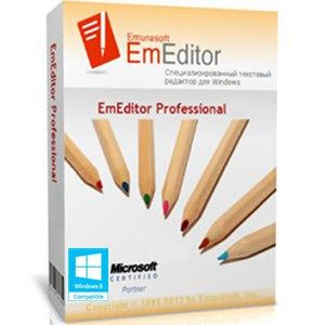 EmEditor Professional 18.9.12 Crack + Serial key & Download 2019