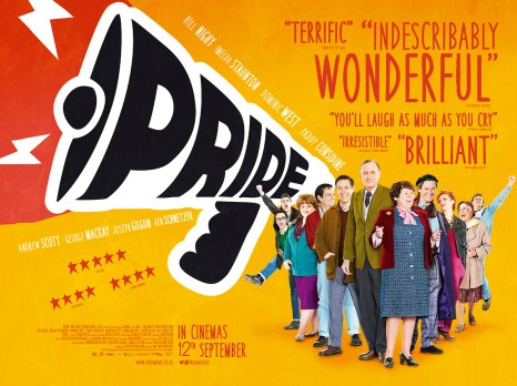 Pride - official poster