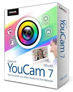 Cyberlink YouCam 6 Deluxe Activation Key With Crack Free Download