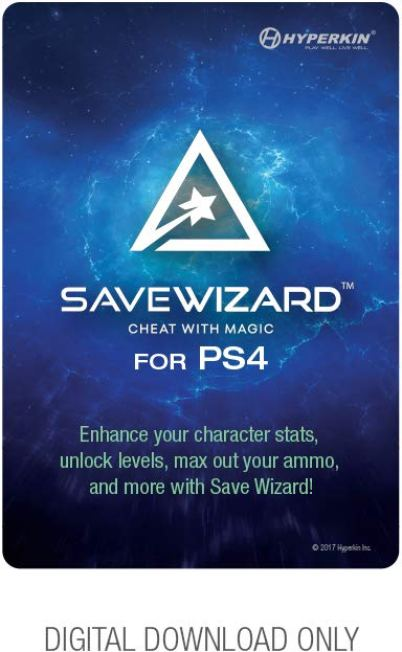 PS4 Save Wizard Crack With Keygen Free Download
