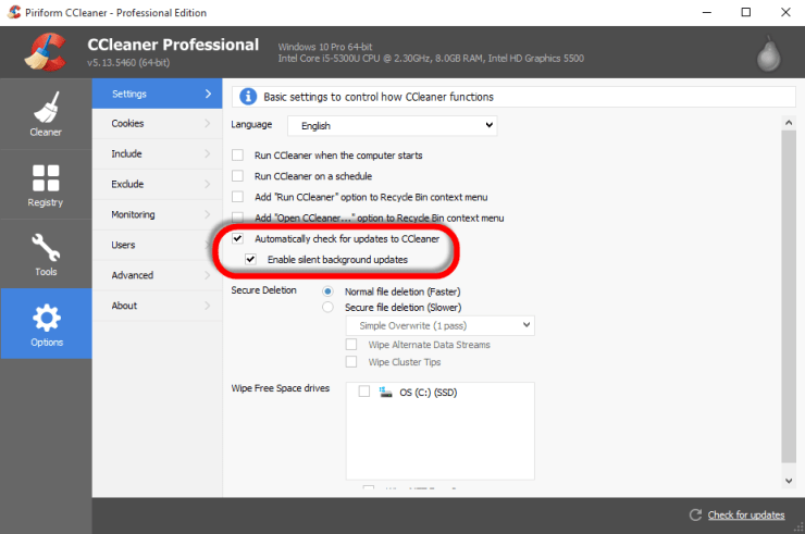 CCleaner Pro Crack With Activation Key Free Download