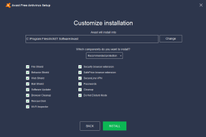 what is the license key of avast free antivirus