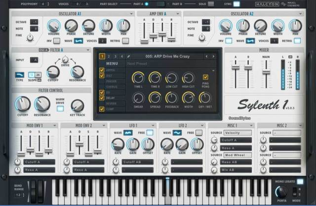 Sylenth1 2020 Serial With License Key Download Latest Version