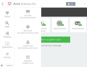 Avira Antivirus Pro 15.0.1909.1591 Serial Key Full Crack