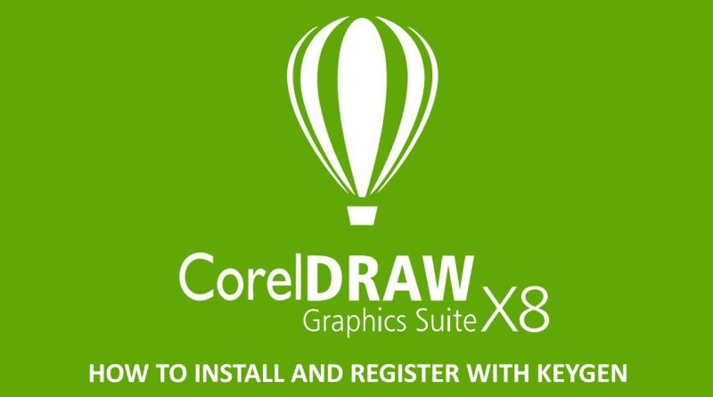 Corel draw 8 Serial Key