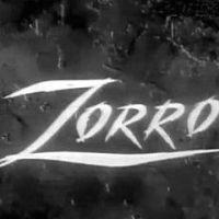 Zorro inoubliable série de Walt Disney !!!!!!