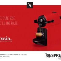 Fête des mères avec Nespresso