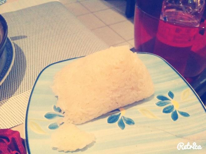 riz gluant Tong Abidjan