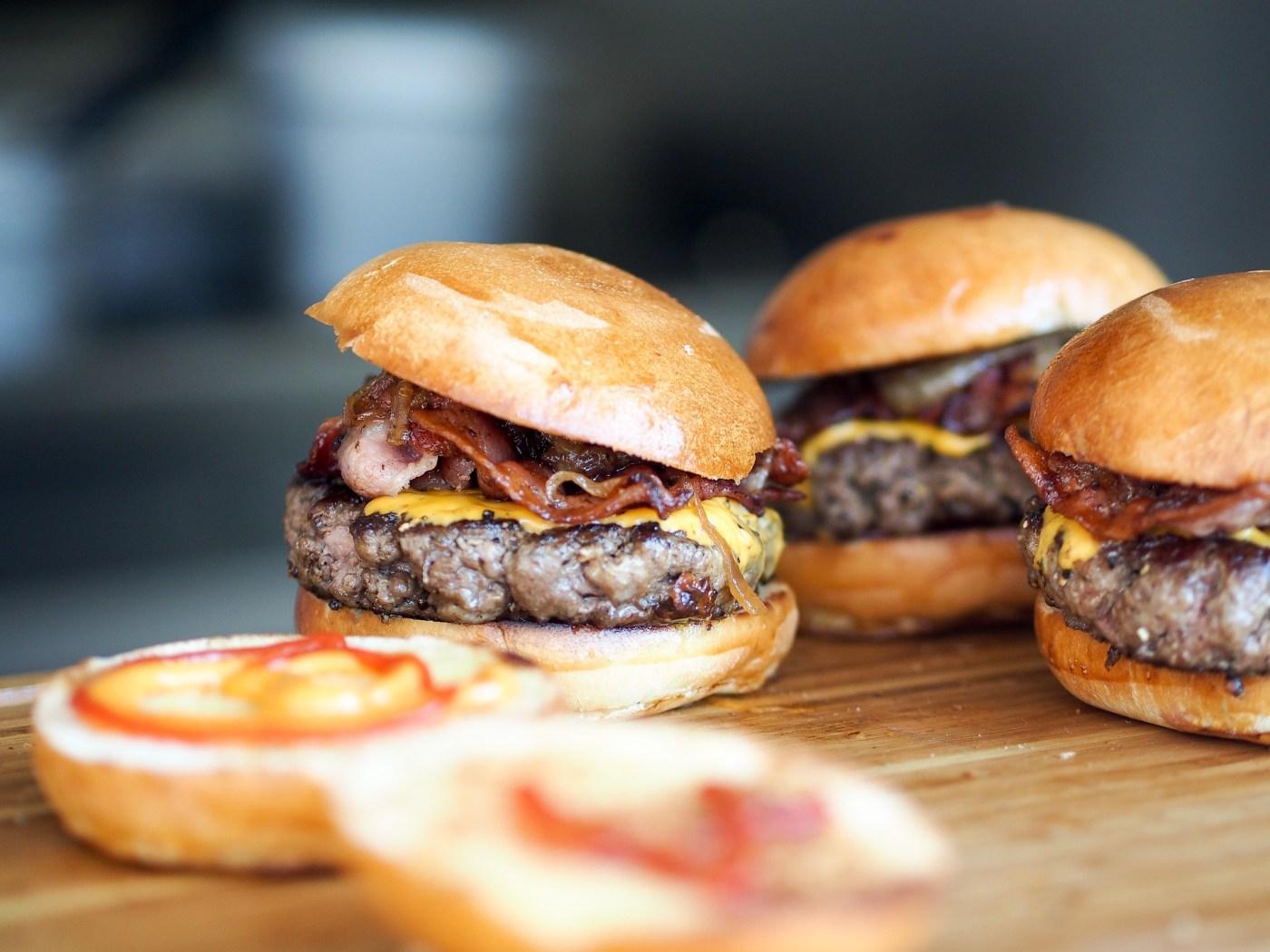 Burger passion SérialFoodie