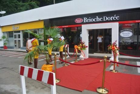 Au cœur du bien-être des clients/Vivo Energy , brioche dorée, burger king, vivo energy, blog, blogger, food, foodie, serialfoodie, abidjan, côte d'ivoire, ouverture