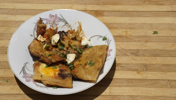 Les tapas à l'ivoirienne : brick alloco oeuf Piment, serialfoodie, recette, cuisine ivoirienne, cuisine africaine, cuisine, food, foodie, blog, blogger