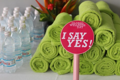 Journée mondiale du bien être à So Spa c'était fun !, serialfoodie, so spa, sofitel hotel ivoire, abidjan, côte d'ivoire