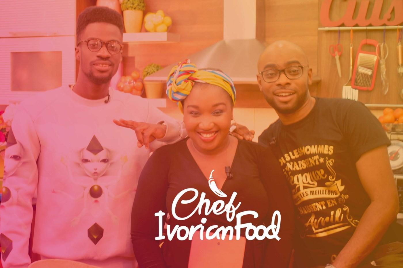 Il était une fois, Ivorian Food et Chef Ivorian Food, cote d'ivoire, Ivorian food, web serie