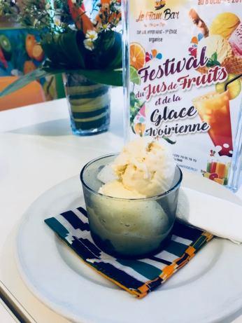 Le festival des jus de fruits et de la glace ivoirienne, serialfoodie, cote d'ivoire, abidjan, cap sud, tram bar
