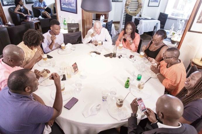 Itinéraire Gourmand 2018, le bilan, serial foodie, Nespresso cote d'ivoire, évènement, Abidjan, cote d'ivoire