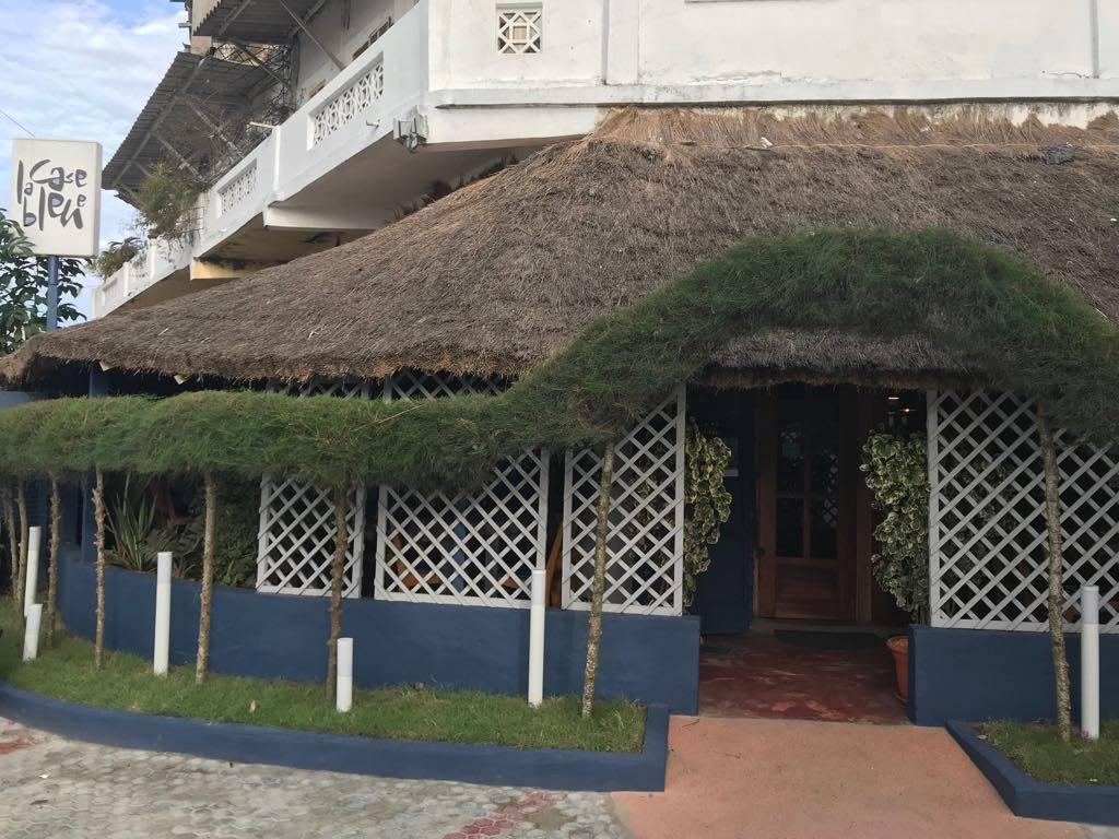 La case bleue Bassam, serialfoodie, Abidjan, Bassam