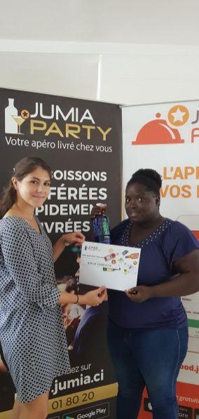 8 mars ou continuer le combat avec Jumia Food, serialfoodie, Abidjan, cote d'ivoire