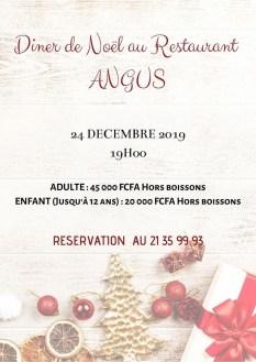 24 - 25 décembre 2019 à Abidjan, quels plans ?, abidjan, assigne, Cote d'Ivoire, serialfoodie