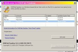 DVDFab Passkey Lite 9.3.1.7 Crack
