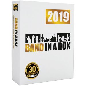 Band in a Box 2019 Crack Product + Serial Key {Latest Version}