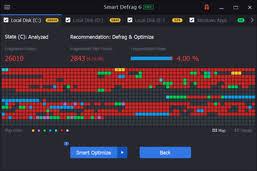 IObit Smart Defrag 6.1.5 Crack