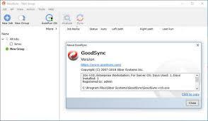 GoodSync Enterprise 10 9 35 5 Crack Full Serial Key Download