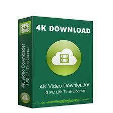 4K Video Downloader 4.9.2.3082 Crack With License Key Download 2019