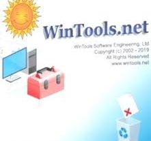 WinTools.net Professional 19.5 Crack & Latest License Key 2019