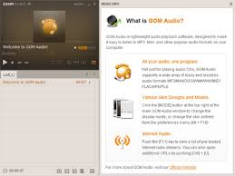 GOM Audio 2.2.23.0 Crack With Product Key Full Free 2019