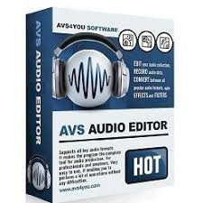 AVS Audio Editor 9.1.2.540 Crack With Registration Key Download 2020