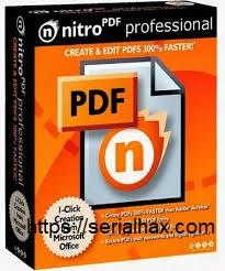 Nitro Pro Enterprise 13.24.1.467 Pro Crack Latest Version 2020 With Serial Key